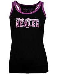 BENLEE Ladies Tank Top BLAZE - black