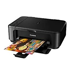 Canon PIXMA MG 3570 Multi Function Inkjet Color Printer (Black)