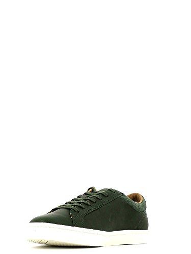 Lacoste  STRAIGHTSET CRF, Sneakers basses hommes vert foncé