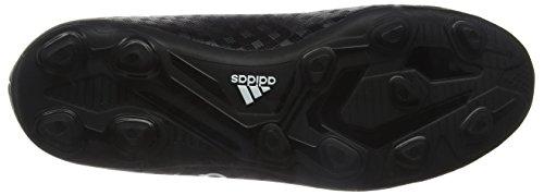 adidas X 16.4 Fxg J, Chaussures de Football Entrainement garçon Noir (Core Black/Ftwr White/Core Black)