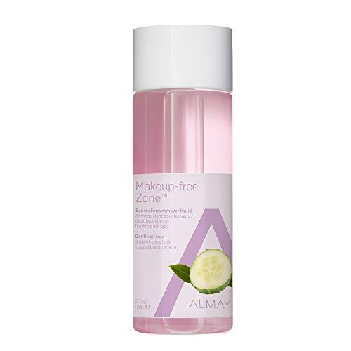 Almay WC-1305 Oil Sans gratuites Huile d-maquillante pour les yeux liquide par Almay pour les femmes - 4 oz D-maquillant