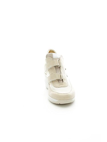 Melluso R2644 Sneakers Donna Beige