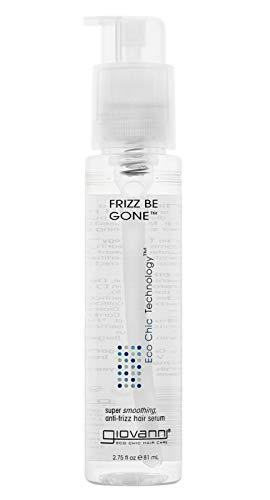 Giovanni Eco Chic Cosmetics - Frizz Be Gone Haarpflegegel - entwirrt widerspenstiges und brüchiges Haar - 81 ml -