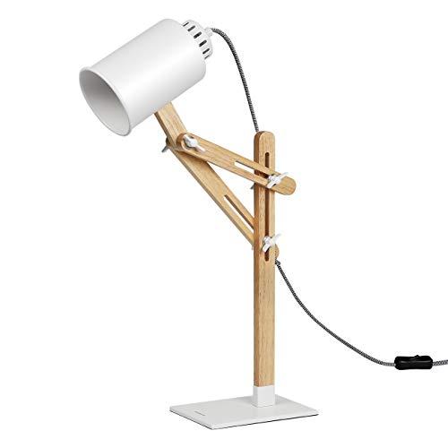 Tomons Lámpara de Escritorio columpio del brazo,lámpara de mesa ...