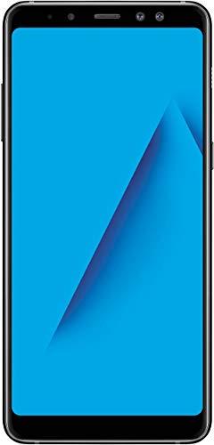 Samsung Galaxy A8+ (Black, 6GB RAM + 64GB Memory) with offers