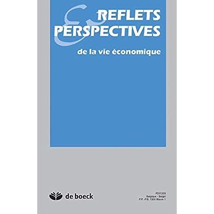 Reflets et Perspectives de la Vie Economiques 20042 l'Efficience des Marches Financiers