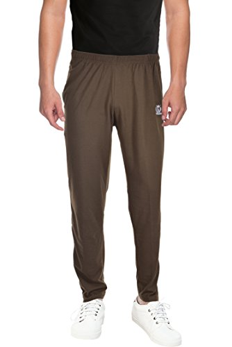VAX-VAX Straus Men's Cotton Track Pant (1002 olive--XXL, Brown, XX-Large)