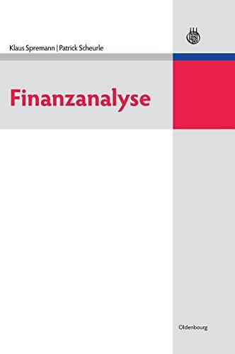 Finanzanalyse (IMF: International Management and Finance)