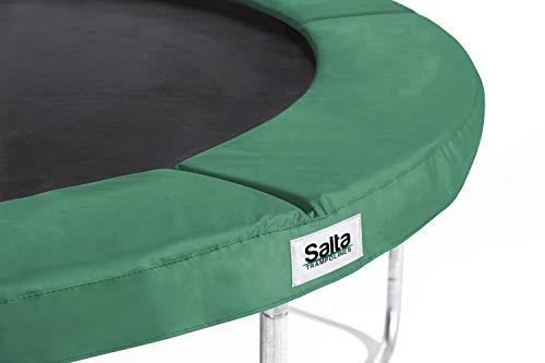 Salta Hochwertiger Schutzrand - rund - Ø427cm - Grün
