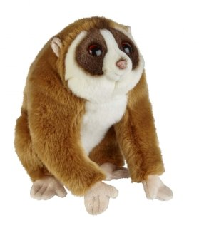 Ravensden SLOW LORIS Plush Soft Toy FRS004LO 28cm