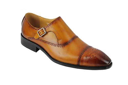 Xposed Zapatos Monk...