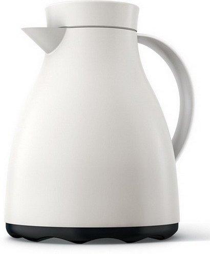 "Preisvergleich Produktbild 1x Emsa Isolierkanne ""Easy Clean"" 1 l Thermokanne, Kaffeekanne"