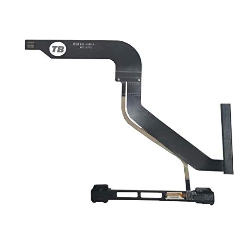TB® Brand New Replacement HDD Hard Drive Cable with Hard Drive Bracket for Macbook Pro A1278 13