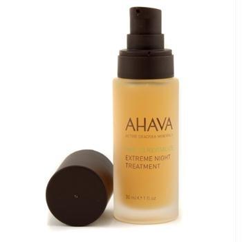 Ahava Time To Revitalize Extreme Night Treatment - 30ml/1oz