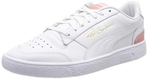 PUMA Unisex-Erwachsene Ralph Sampson Lo Sneaker, Weiß (Puma White-puma White-bridal Rose 06), 42 EU