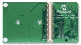 ADAPTOR, STARTER KIT, 168PIN TO 132PIN AC320006 By MICROCHIP