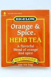 Bigelow Tea 28 Pack Of Bigelow Orange Spice Herbal Tea
