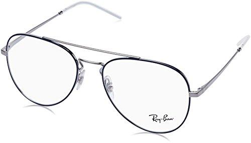 Preisvergleich Produktbild Ray-Ban Unisex-Erwachsene Brillengestelle 0rx 6413 2981 54