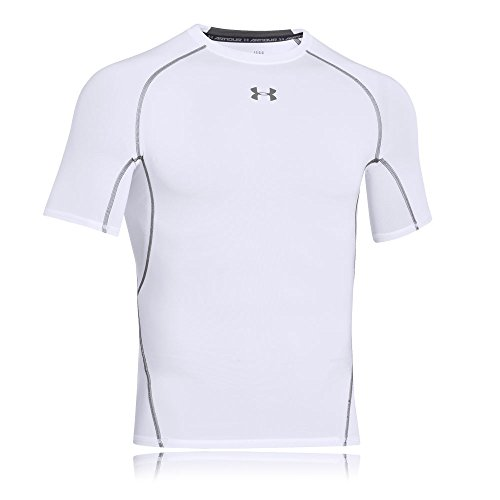 Under Armour UA HG Armour SS - Camiseta Hombre