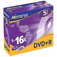 memorex-5-x-dvd-r-47-gb-120min-16x-slim-jewel-case-storage-media
