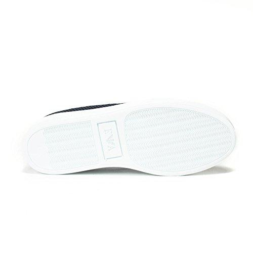 Slip-on EMPORIO ARMANI Uomo X4X184 XG784B761 Blu EG043X4X184-XG784B761 Blu