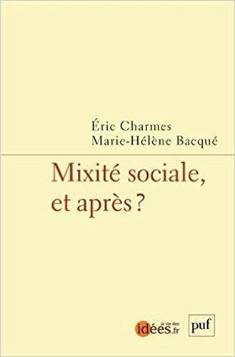 Mixité sociale, et après ?