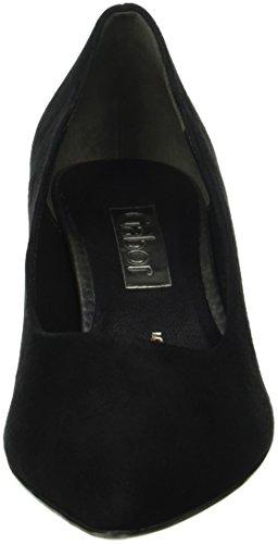Gabor Fashion, Scarpe Con Tacco Donna Nero (schwarz 17)