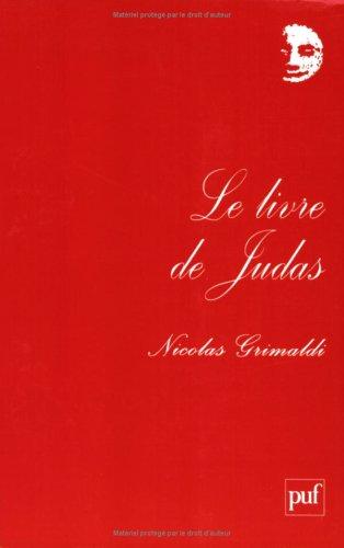 Le livre de Judas