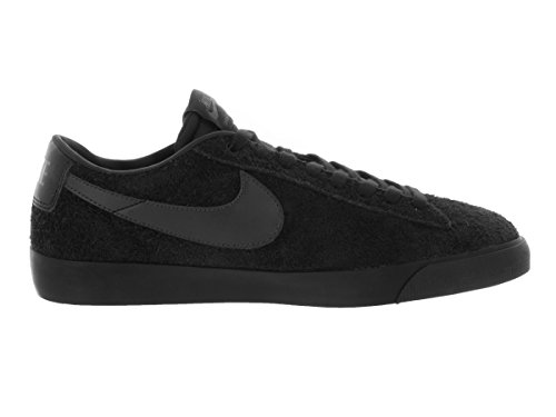 Nike Blazer Low GT, Scarpe da Skateboard Uomo, Talla Nero (Noir - Negro (Black/Anthracite))