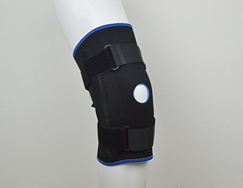 body-sync-hinged-knee-arthritis-support-brace-guard-stabilizer-strap-wrap-open-patella-nhs-medical-g