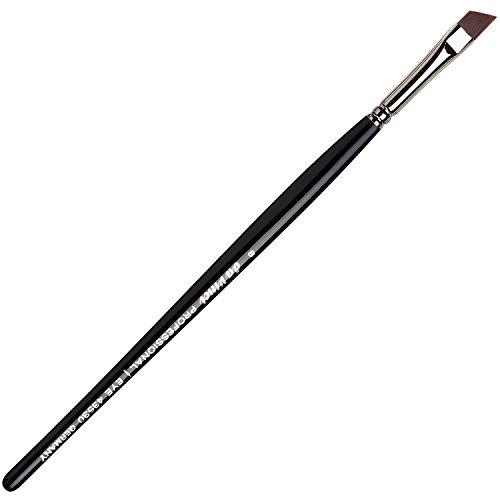 DA VINCI PROFESSIONAL Pinceau à sourcils oblique fibres synthétiques taille: 8 une pièce