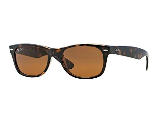 Ray-Ban Sonnenbrille NEW WAYFARER (RB 2132 710 52) (Ray Ban New Wayfarers)