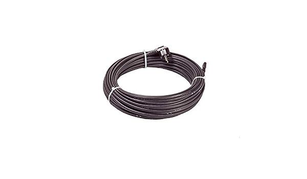 48 m - 790 W Elektrisches Frostschutzkabel Rohrbegleitheizung mit Thermostat
