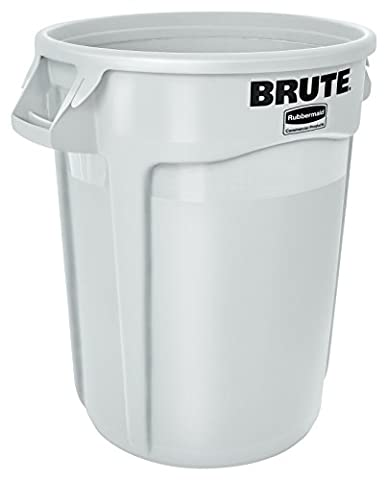 Rubbermaid Commercial Brute Round Container 75.7L -