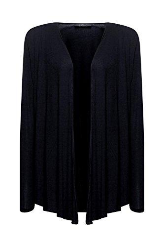 ESPRIT Collection Maglia a Maniche Lunghe Donna Nero (Black 001)