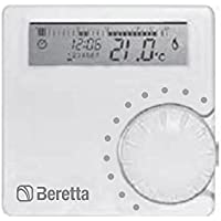 Beretta 20063872Alpha 7d cronotermostato semanal digital