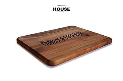 Tagliere in legno design - mod. 'Family'