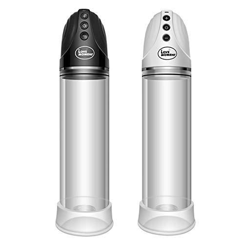 Aiwop-ZDQ Leistungsstarke, saugstarke Vakuumpumpen mit einstellbarem Druck Effektive Handpumpe for die männliche Pěnīs Enlārgěment Exer*cise BO^dy -
