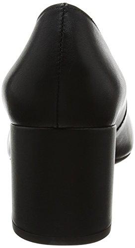 Geox D Audalies Mid A, Escarpins Femme Noir (Blackc9999)