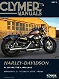 Clymer Manuals Harley-Davidson XL Sportster 2004-2013 (Clymer Manuals: Motorcycle Repair) by Clymer Staff Published by Clymer Publishing (2013) Paperback