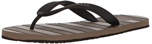Reef Maschile Switchfoot Tan / Black Tane Separator Tan / Nero