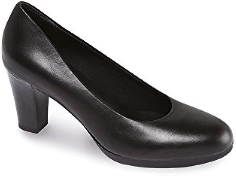 alexandra footsure tribunal des brevets stc-fw304bk-8 chaussures femmes, plaine, plaine, plaine, cuir italien, taille: 8, noir b06 xz n6dvl parent 8acc02