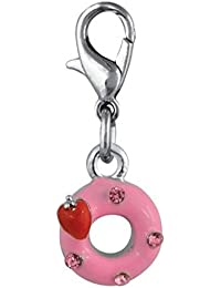 ENT Joya rosquilla Rosa cod.EL28073 cm 3x1x0,5H - Ten by Varotto & Co.