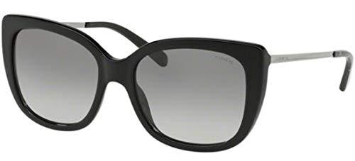 Sonnenbrillen Coach HC 8246 BLACK/GREY SHADED Damenbrillen