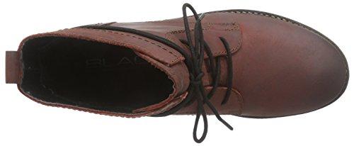 Black 261 064, Desert boots femme Rouge (dk.red Ld 558)