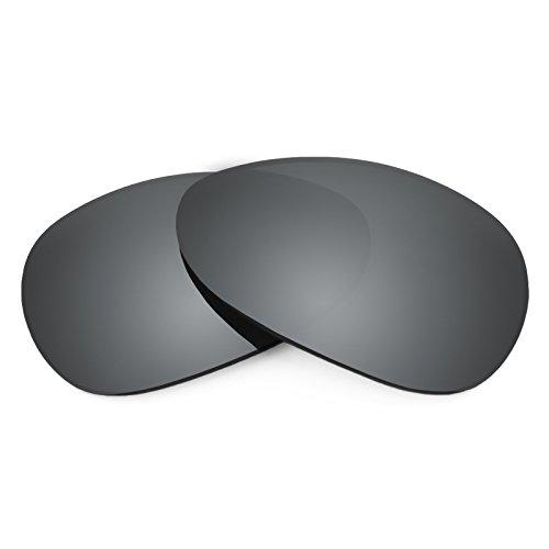 Revant Ersatzlinsen für Oakley Crosshair S Schwarz Chrom MirrorShield®