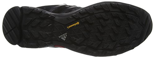 adidas Fast X High Gtx, Chaussures de Randonnée Hautes Homme Noir (Negbas/griosc/rojpot)