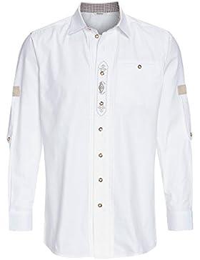 Distler Trachtenhemd Debald - Herren Trachten-Hemd,trachtlich,Oberteil,Männer,Wiesn
