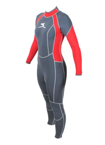 TRAJE DE SURF PARA MUJER SUPER STRETCH TALLA S/36 NEOPRENO 3 MM