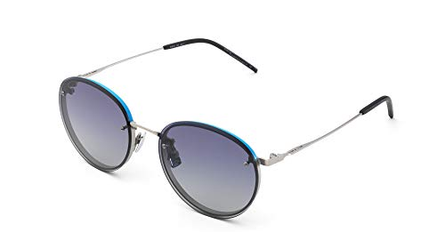 Italien Independent Sonnenbrille Super Gregor 0320 SUPERTHIN MOD. 0320, Grau One Size